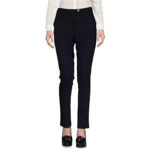Pierre Balmain New W/ Tag Wool-blend Skinny Pants